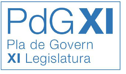 Logotip Pla de Govern
