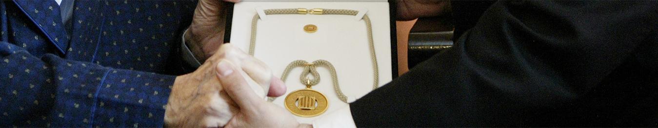 Medalla d'or de la Generalitat